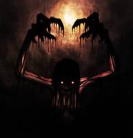Demon of Darkness by half-rose