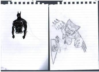 sketchy sketches by mysrerio