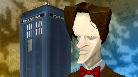 The Doctor by mysrerio