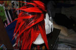 Axel wig by PxScosplay