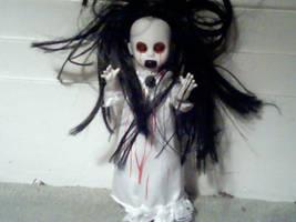 Banshee Living Dead Doll by monsterain