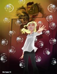 Buffy vs ADAM by mikeysammiches
