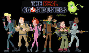 The Real Ghostbusters: Toys by mikeysammiches