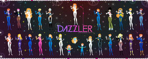 The Dazzler Show by mikeysammiches