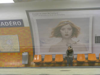 Paris metro 2 by pivvesny