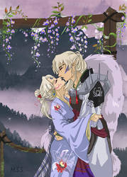 INUYASHA: Young and in Love by MoreSunScreen