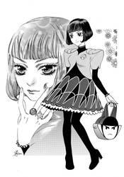 Star Trek Lolita by HyperLaceAlchemists