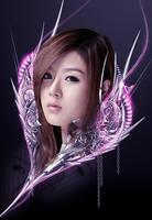 hwang mi hee by ideasignzampunk