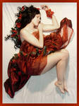 red passion 7 by Lisajen-stock