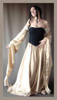 Medieval romance 14 by Lisajen-stock