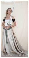 Sword Lady 17 by Lisajen-stock