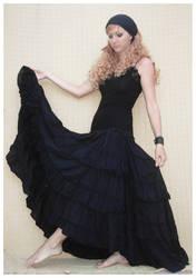 beauty in black 8 by Lisajen-stock