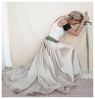 sword lady 8 by Lisajen-stock