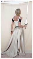 sword lady 18 by Lisajen-stock