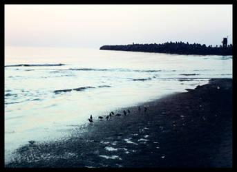 blue sea by lijo