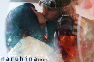 NARUHINA LOVE by KaluTheGod
