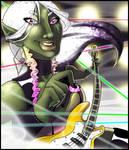 Alien Rock by ArtKat