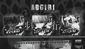 [PANEL] Aogiri Studio by KortexGraph