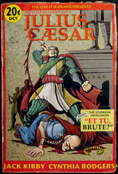Jack Kirby's Julius Caesar by Theamat