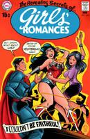 Wonder Woman's Romances by Theamat
