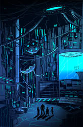 The Archive by Theamat