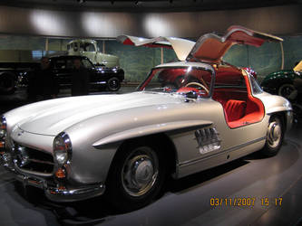 Mercedes-Benz 300 SL by toyonda
