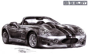 The 2000 Special : Shelby Series 1 Supercar by toyonda