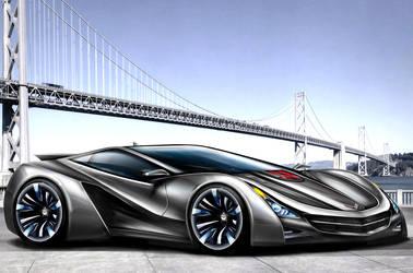 Corvette Trinity Concept by Bridge by toyonda