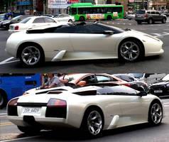 Murcielago Roadster by toyonda