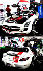 Team Hooks Mercedes SLS by toyonda