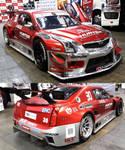 Cadillac Racing Machine by toyonda