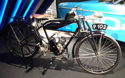 Motobicyclette by toyonda