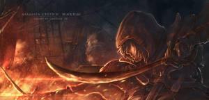 AssassinCreed IV Fanart by Krisedge