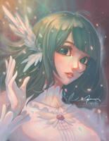 White Angel by Krisedge