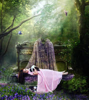 Bluebell Dreams by InertiaRose