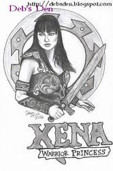 Xena Warrior Princess by Xena-Fan-Club