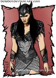Xena the Valkyrie by Xena-Fan-Club