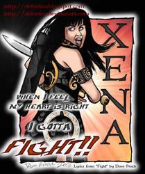 Xena:Fight by Xena-Fan-Club