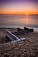 Calshot Beach I by cardinal