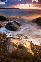Hurst Beach V by cardinal