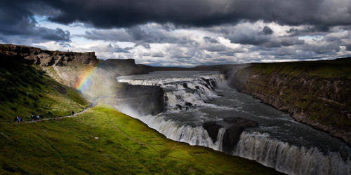 Iceland I by cardinal