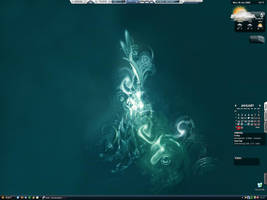 My Desktop January 2006 by cardinal