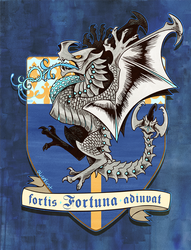 fortis fortuna adiuvat by alienfirst