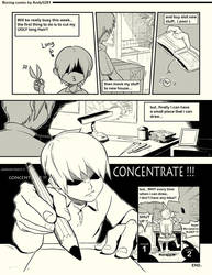 Boring comic la XD by andy5281