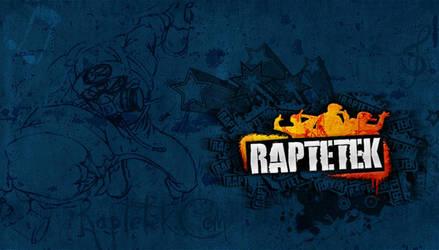 Raptetek Dot Com by grafimed
