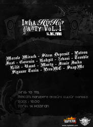 Imha HipHop Party by grafimed