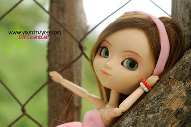 Pullip Doll Duchess Celine by yourstrulycee