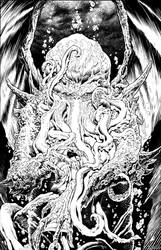 Cthulhu Great and Powerful by dynapop
