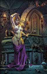 Crypt Two by dynapop