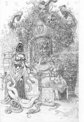 Medusa's Children A by dynapop